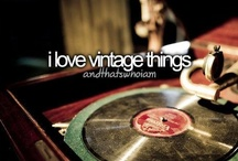 All Things Vintage / Old, frilly, and vintage