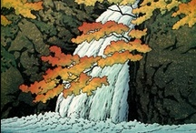 Japanese Woodcut Prints / by Mark Stone