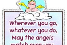 Angels watching over me / by Karen Hallac