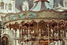 Carousels / by Susan Huskinson