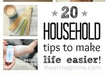 Household Tips / Tips aimed for all aspects of the home