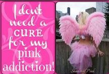 Pretty in Pink / For the Love of all things pink.