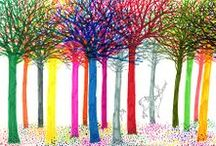 Our Colorful World / In Living Color