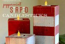 Candles and Lanterns / by Sheri Winona
