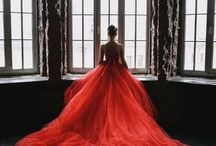 Gowns / Every Southern girl needs a closet full of gowns...