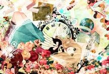 """Alice / """"We're all mad here""""--Sharing my love of Alice in Wonderland"""