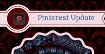 Pinterest Update / Are you looking for the best and newest information on most influential visual platform. Well look no further. Here is where Pinterest Updates and articles will be found. If you wish to contribute to this board, let me know. All Are Welcome! Regards, ~ Holley Jacobs