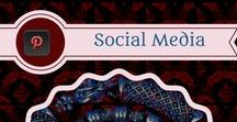 Social Media - The In Thing / We all know how fast and ever-changing social media can be. So here you will find the latest in social media stories. Let me know if you wish to contribute to this board. All Are Welcome. Regards, ~ Holley Jacobs