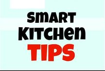 Kitchen Life / Whether it be cooking, cleaning, doing dishes, or just having a cup of coffee at the table, here are some ways to make life easier in the kitchen.