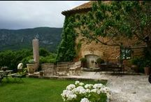 Venues with a perfume of Provence