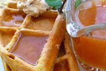 Food: Breakfast / by Sheri Winona