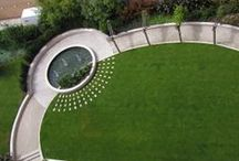 Garden - Design / Inspirational pictures that can be used in small gardens / by Grace Hensley @ eTilth