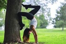 INVERSIONS / Yoga inversions I want to learn / by Jean Nebeker