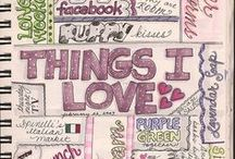 My Loves / All things I like, love, adore, relate to, that caught my eye, was interesting, and just downright cool.