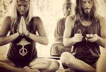 Namaste / by Sandy