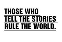 What's Your Story? / Everyone has a story to tell.  Let yours be heard.  It could inspire others.
