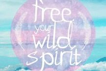 Wild at Heart / Bohemian:  One who lives and acts free of regard for conventional rules and practices. Free Spirit. Wild at Heart.