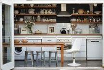 Kombuis   Cucina   Kitchen / Kitchens, pantries and kitchen art.