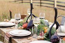 Thanksgiving Decor / Ideas we love for celebrating Thanksgiving  / by Candles & Favors