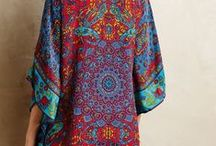 Kaftans--Tunics--Cover ups / by Kathryn Elaine