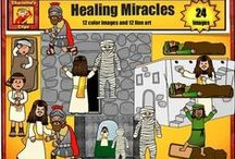 Miracles - (New Testament) / Teaching young children about Miracles.