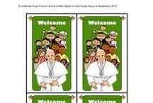 Pope Francis / teach and inspire