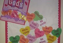 Valentine Values / Teach and Inspire