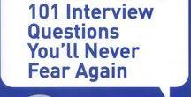 Job Seeking / Books about cv's, interviews, careers.