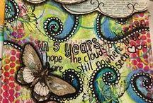 art journal / Inspiration for my journal
