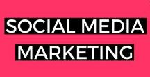 Social Media Marketing Strategy & Tips / Social media marketing for the busy blogger or entrepreneur. Whether you run a mum blog or are a creative business owner... you need a strategy to get likes and shares and traffic to your blog or website. Here you'll find tips on using Pinterest, Facebook, Instagram, Twitter, Snapchat, YouTube, and LinkedIn to do just that!