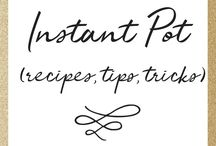 Instant Pot--recipes, tips, tricks / Favorite Instant Pot recipes for families. Instant Pot tips. Instant Pot tricks. Favorite instant pot recipes. #instantpot #vegetarian