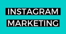 Instagram Marketing Tips / Instagram marketing tips and strategy for business. These posts and cheat sheets will help you design, plan, and execute a winning strategy, get more Instagram likes, and build a following.