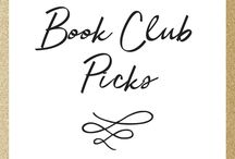 Book Club Picks / An online virtual book club that meets each month to discuss our book selection. #jodipicoult #books #bookchat #bookclub Join the FB group for more info: http://bit.ly/2EBFd2i