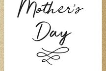 Mother's Day / Mother's Day gifts, articles, inspiring messages for moms