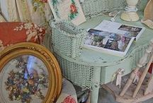 My Taste in Decor / Love Shabby Chic Vintage Style!  Thats me! / by Emma Hoskins