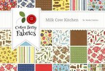 Cotton Berry Fabrics / Delicious Fabrics Sold Here!