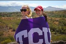 #TCUglobal / Educating individuals to think and act as ethical leaders and responsible citizens in the GLOBAL community. / by TCU