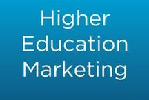 Higher Education Marketing / This board has been created to help with higher education marketing strategy ideas & tips and tricks.