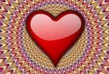 ♥ Hearts ♥ / by Janice Conway