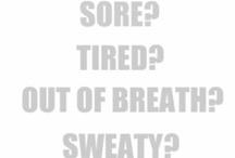 Fitness / by Lauren Majors