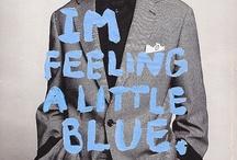 Being Blue