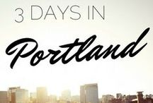 Portland - What To Do Here & Nearby / Fun Facts & Things to Do in Portland Oregon and Nearby / by Maureen Bray,Room Solutions Staging
