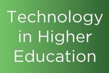 Technology in Higher Education / We're always thinking of new technology ideas for our clients' higher education marketing strategies! This board is to assist with ideas and brainstorming.