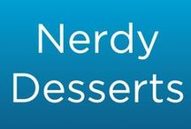Nerdy Desserts / We are social media geeks here at Effective Student Marketing. This board consists of social media desserts that will make your mouth water!
