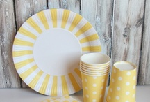 Yellow and White / Bring in the Sunshine!