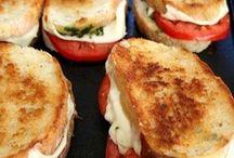 Recipes-Soup/Sandwich, Salad & Sauces / by diane baumann