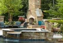 Susan Currie Design- Outdoor Living / Outdoor Design Projects