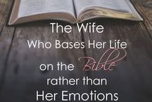 For the New Bride / Encouragement for newly married women. #marriage #wedding #bride / by Jennifer O. White