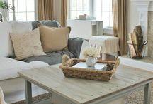 Redoing the Living Room