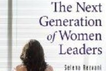 Books: 'Become a Change Leader' / Hand-picked selection of highly rated books to help women become change leaders. Topics include: •Women & Leadership •Behaviour Change •Inspiring & Leading Change.    More of our 'Wise Women' hand-picked books, DVDs and audiobooks are here: http://goo.gl/SPV9GK